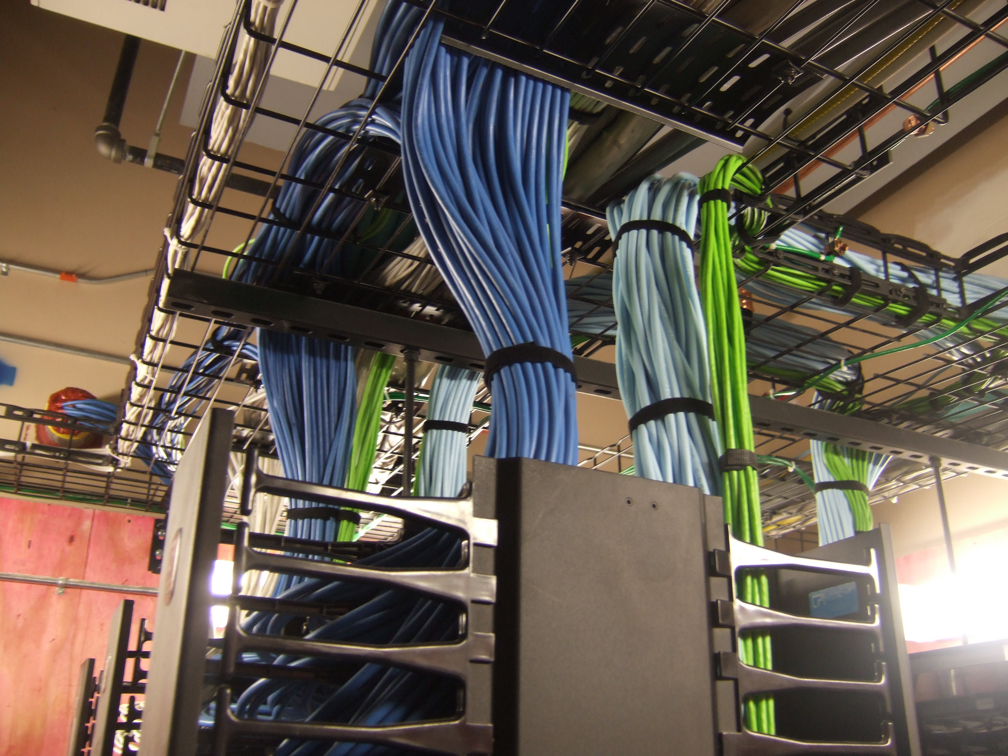 Low Voltage Cabling In Florida : Infinity systems specialize in a large spectrum of low